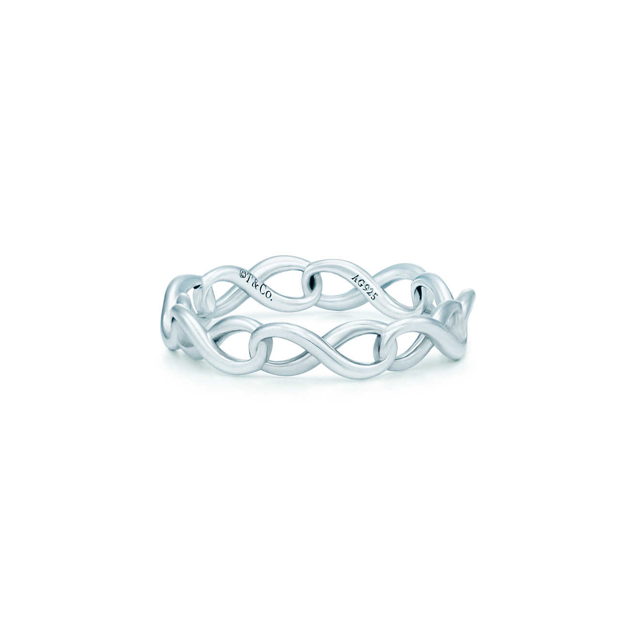 TIFFANY & CO.® Band Ring Image