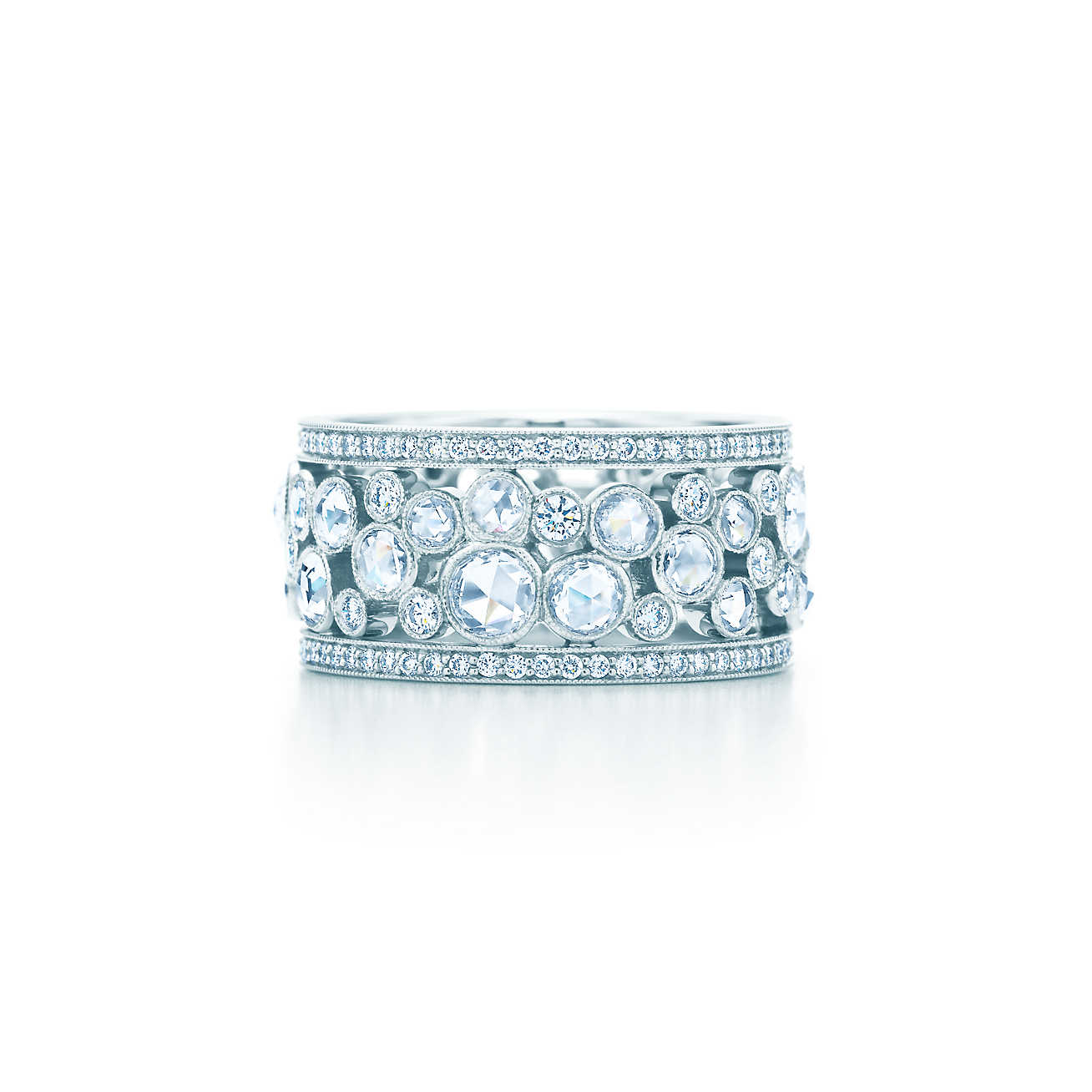 Tiffany Cobblestone Band Ring Image