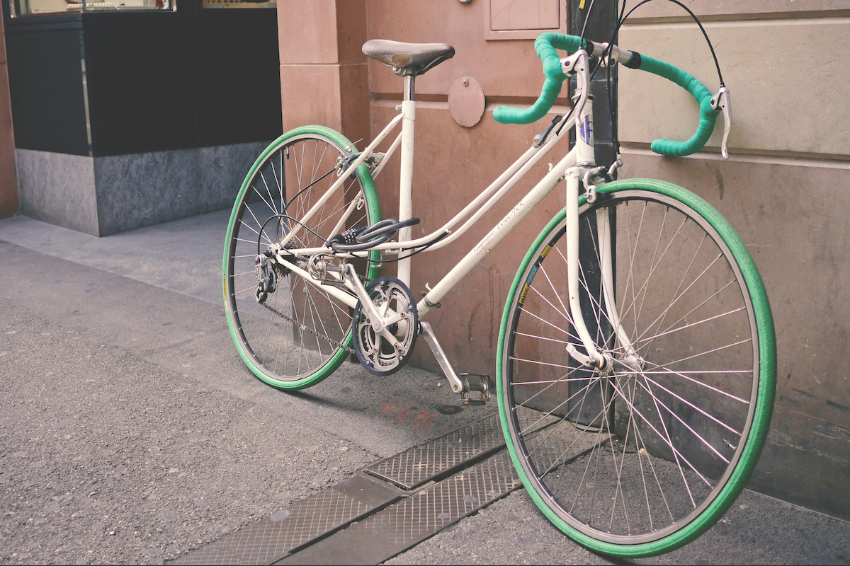 Green Tires Image