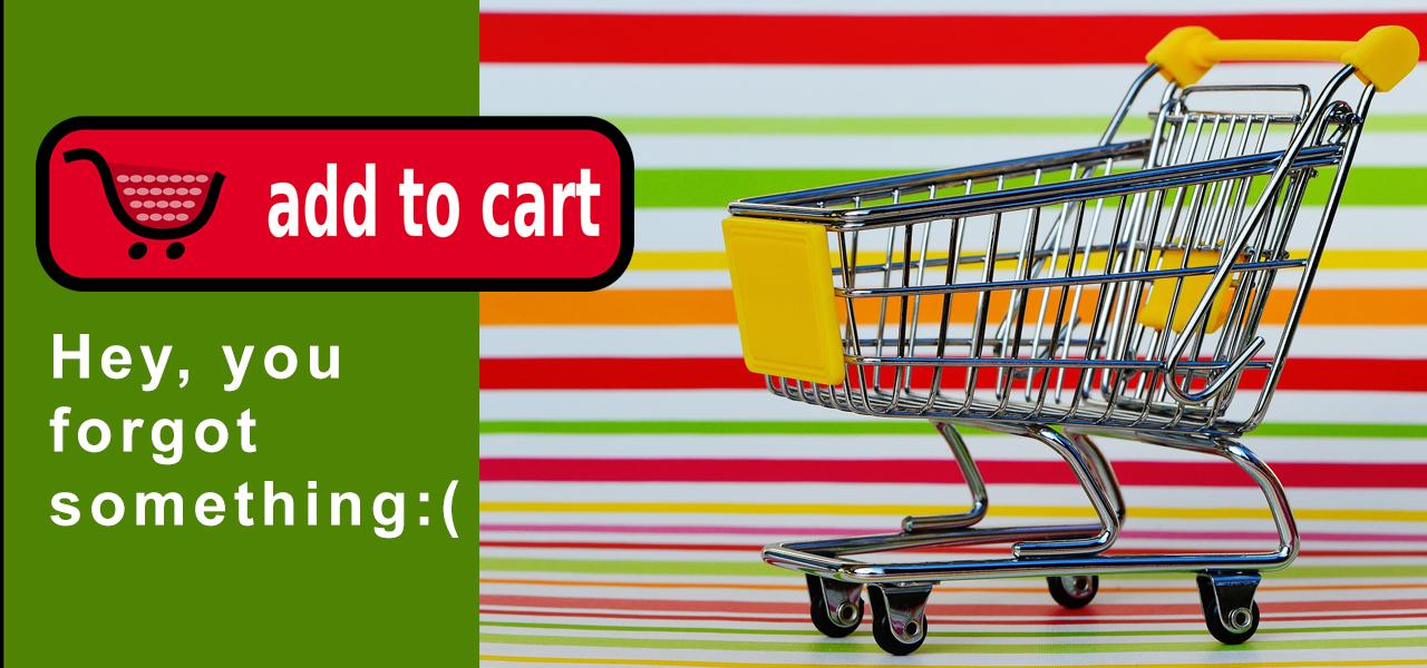 forgotten cart